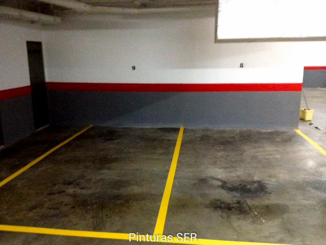 Pintar parquing pinturas decorativas ser - Pintura para parking ...