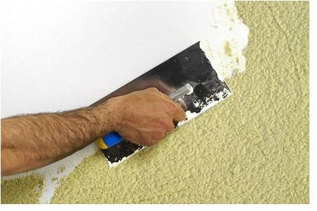 Alisar paredes sin quitar gotele