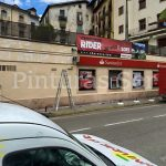 fachada edificio banco Santander -- Pinturas Ser